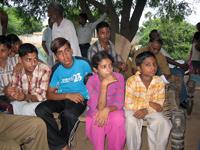 子ども村議会のメンバー