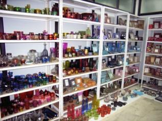 タラ・プロジェクトが輸出・販売している手工芸品