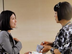 セミナー後も生駒さんへ質問したい人の長蛇の列が