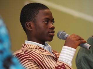 ガーナのカカオ畑での児童労働について語ってくれました