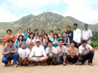 ACE「インドで子どもに会って考える旅」2009年