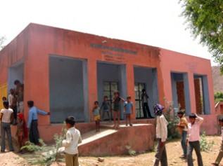 子どもたちや村人たちの行政への働きの成果