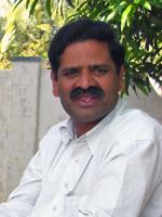 インドのパートナーNGOのSPEED代表