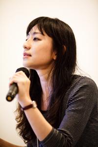 ACE 国際協力事業(インド)担当 成田由香子