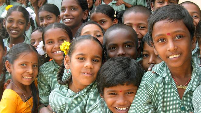 インドのコットン生産地域の子どもたちの笑顔のため「コットン募金」にご協力お願いします!