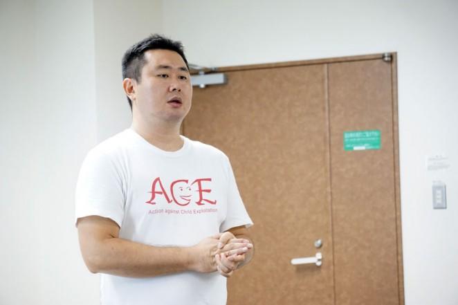 ACE ガーナ・プロジェクト マネージャー近藤光