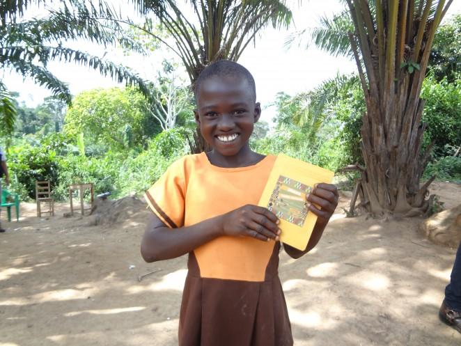 ガーナの子ども
