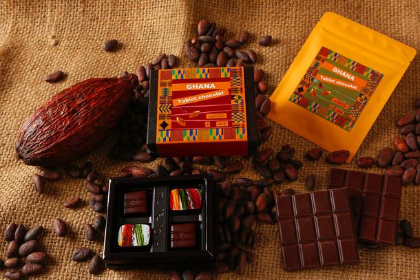 パレドオールのチョコレート