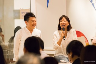 6/10 ACE20周年感謝イベント トークセッションの様子