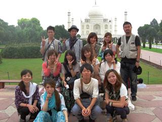 ACEスタディツアー2012参加者・集合写真