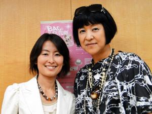 生駒さんとACE事務局長白木で記念撮影