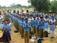 インド「子どもにやさしい村」プロジェクト
