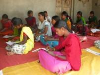 インドのコットン生産地域を支援