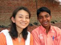 ACE国際協力事業(インド)担当 成田由香子