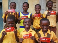 森永製菓「1チョコfor1スマイル」ガーナの子どもたち