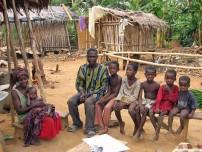 ガーナのカカオ農家