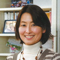 ACE事務局長 白木 朋子