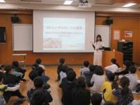 クラス単位でのワークショップや学年・全校単位の講演も承っています