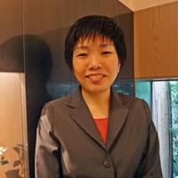 木下彩さん(庭のホテル 東京 代表取締役 総支配人)