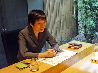 庭のホテル 東京 総支配人 木下彩さんにインタビュー