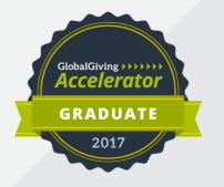 Global Giving Graduate Badge